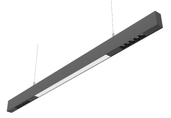 825PC+2LENS led linear light -lightstec