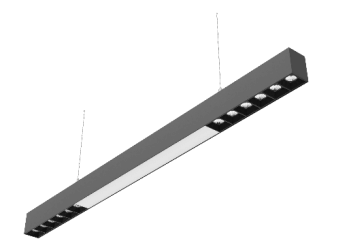 led linear light 827PC+2LENS -lightstec
