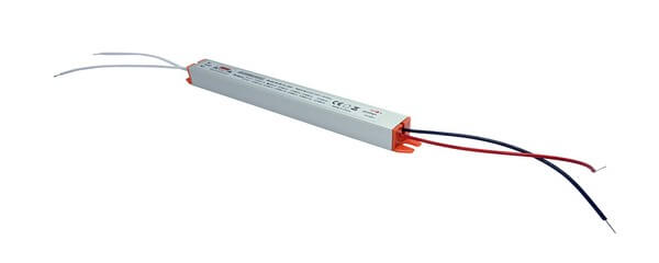 led linear light power supply 12v 24v 18w lightstec