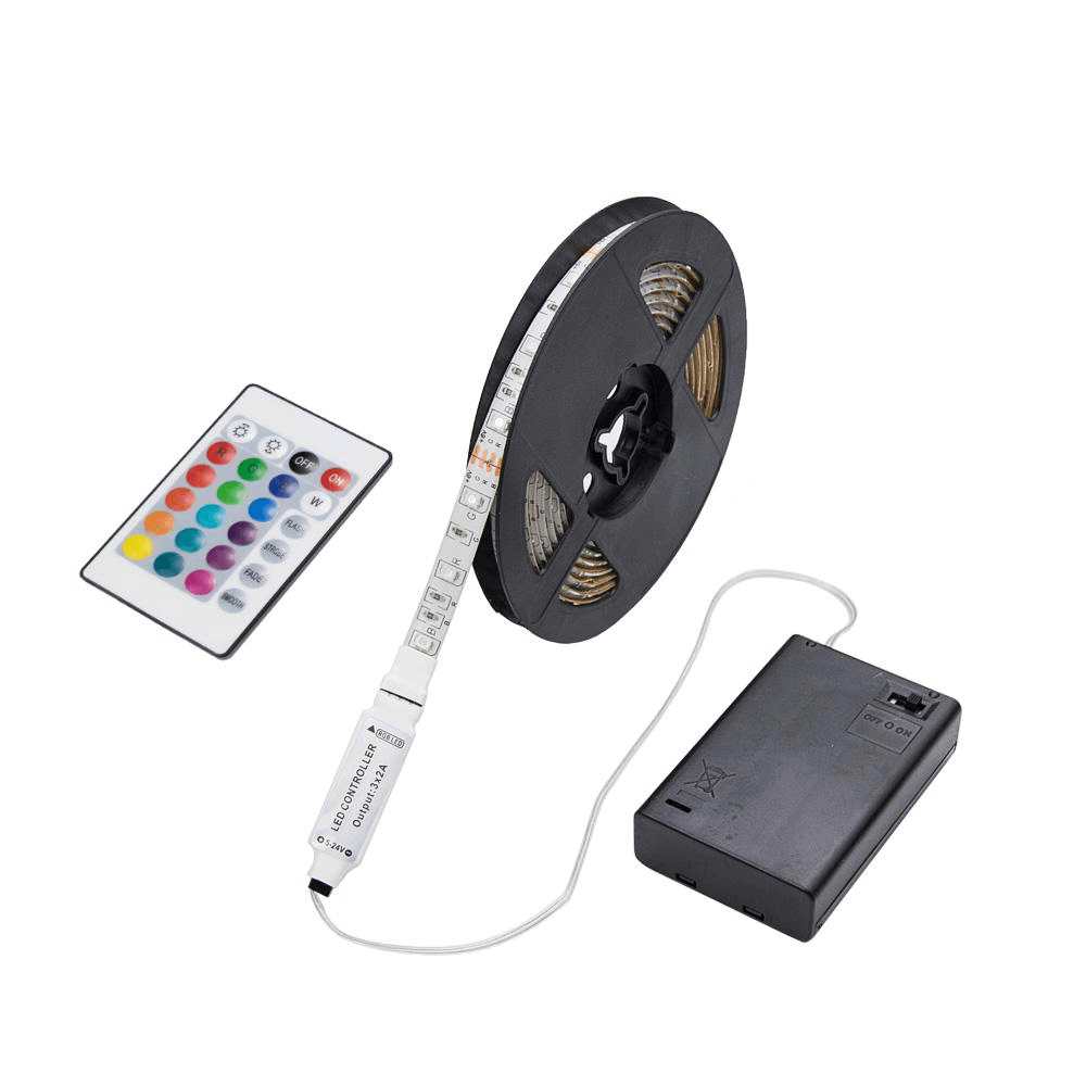 led strip light with battery
