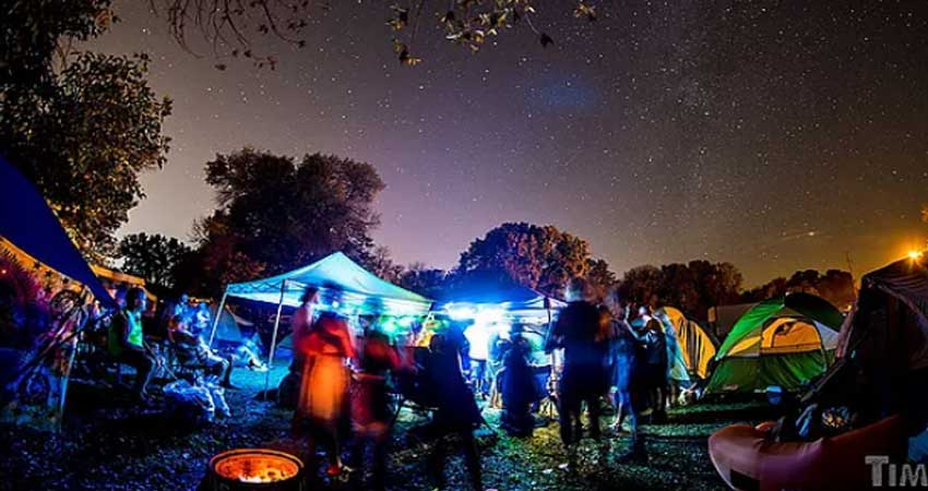 Camping and Boat Lighting using led strip light