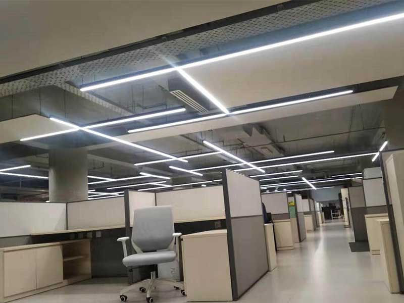 Harbour City.HongKong-Led Linear Light Project (6)