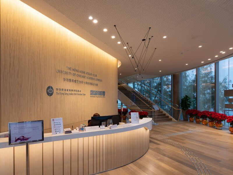 University of Chicago, Hong Kong led strip light (1)