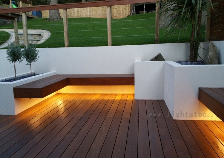 LED strip light for Garden