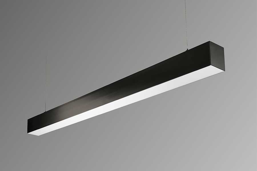 Suspended-linear-light
