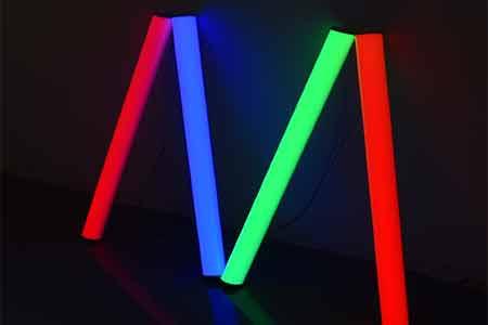 Round-body-led-linear-light