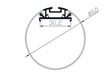 round-led-linear-light-size-60