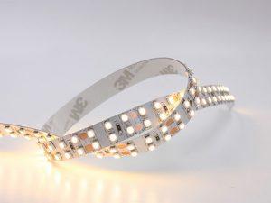 warm white 3528-240-24-double-led-strip-light