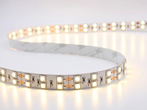 warm white led-strip-light-5050-120-24