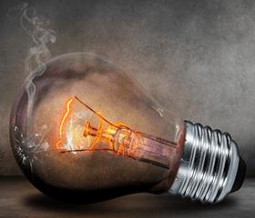 led-bulb-catch-fire