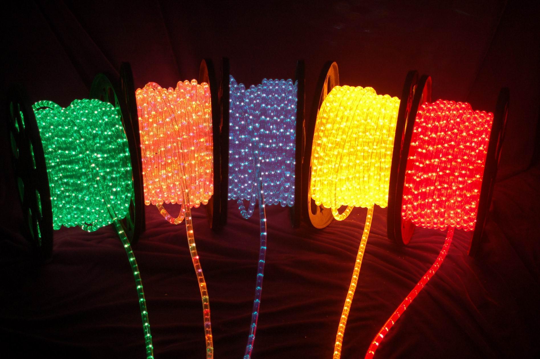 rope light cost