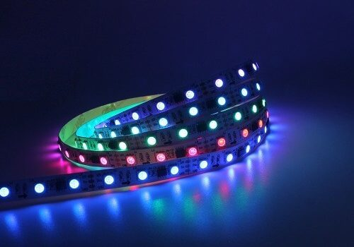 LT-5050MAGIC30R-W12 magic led strip light