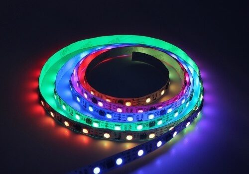 LT-5050MAGIC60R-W12 12v magic led strip light