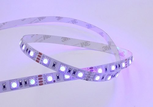 LT-5050RGB60R-W12 RGB LED STRIP SERIES